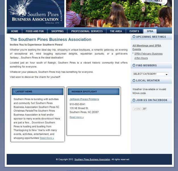 Southern-Pines-Business-Association